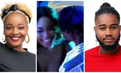 BBNaija 2020: Erica told Laycon she likes him and tried to kiss him - Praise tells Lucy (Video)