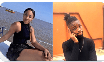 BBNaija 2020: Laycon Finally Breaks Silence On His Fight With Erica Which Led To Her Disqualification