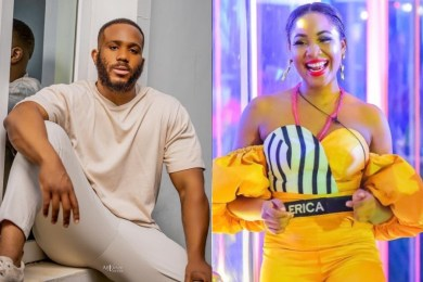 BBNaija 2020: Watch What Erica And Kiddwaya Did To Avoid Being Disqualified