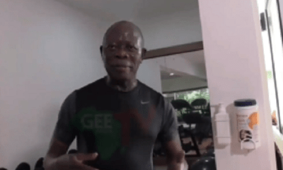 ''In life, you win some, you lose some''- Oshiomole breaks his silence (Video)