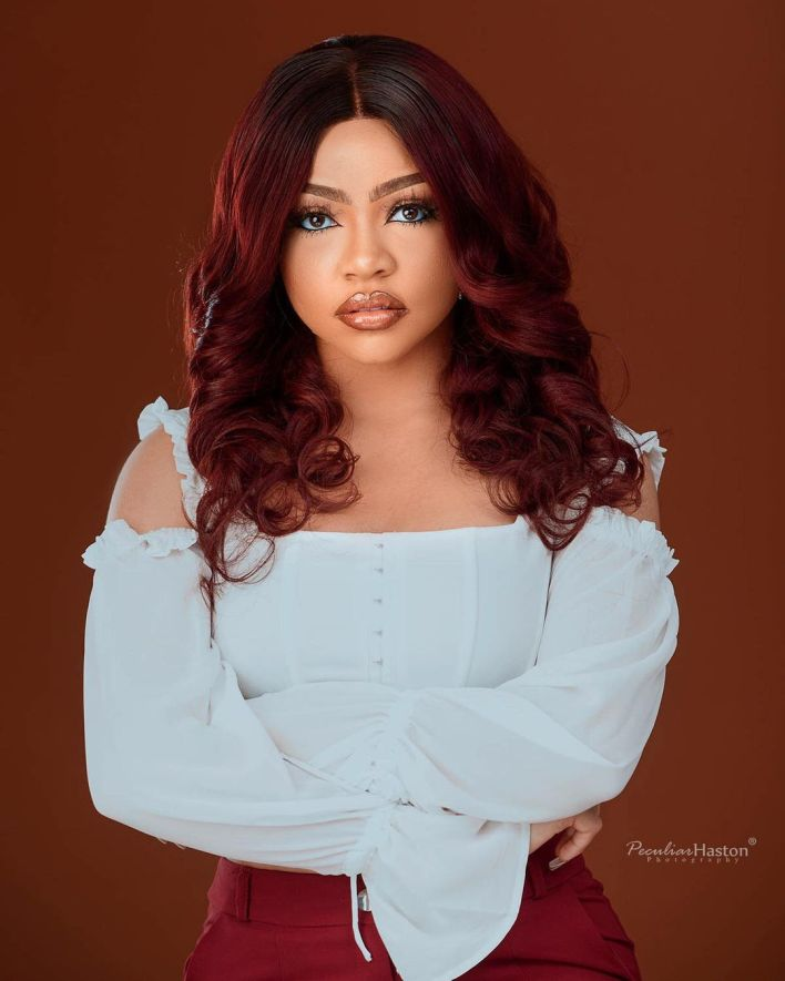 See what Fans are saying as Nengi shares adorable photos