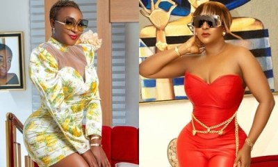 Nollywood Actress Ini Edo Drops Another Saucy Photo Of Herself