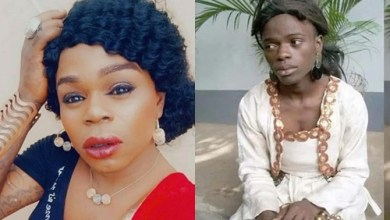 "Michelle Page ridicules Bobrisky with old photos - ""You used pure water as breast"""