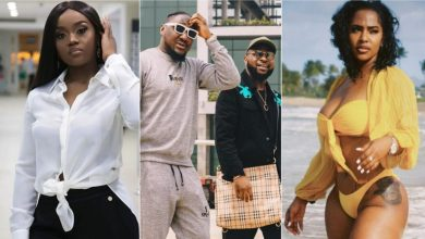 """Nigerians drag Davido's crew for calling Chioma """"Our Wife"""" whiles they support him to cheat"""