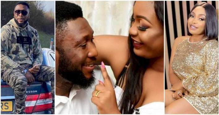 Movie producer, TChidi Chikere, wife, Nuella Njubigbo allegedly end marriage
