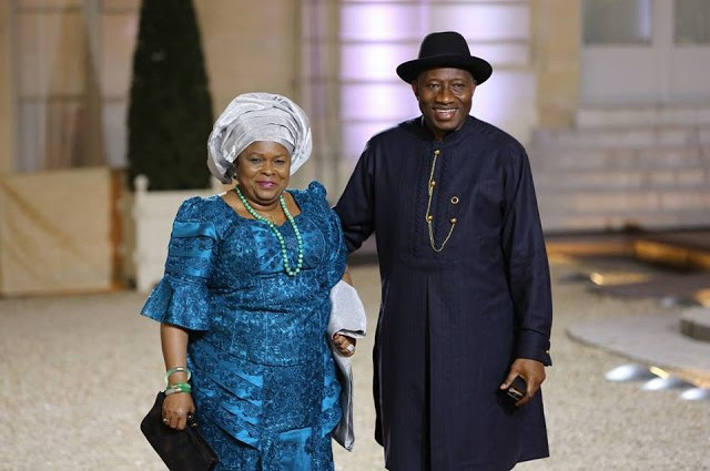 Former president and wife