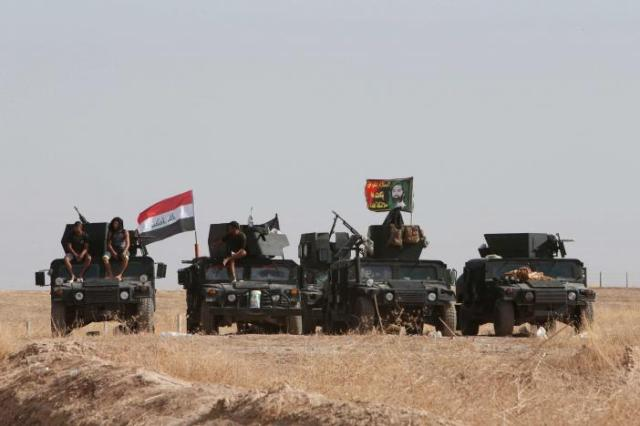 U.S. expects Islamic State to wield chemical weapons in Mosul fight