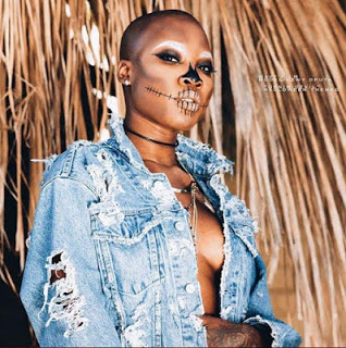 Stunning Charly Boy's daughter shares new halloween themed pictures