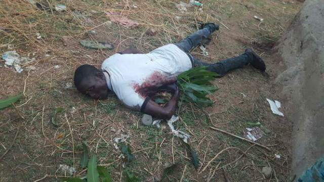 Graphic Photos: EASTER EVE Massacre, Depopulation, Genocide and Fulani Jihad in Asso Village Southern Kaduna