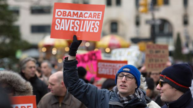 United States set for vital vote on Obamacare repeal