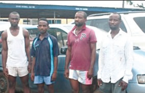 Police Arraign Four For Stealing Generator In Imo