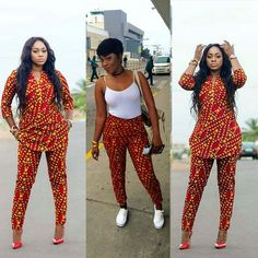 FASHION STYLE: Latest Ankara will help fix your look 8