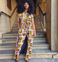 FASHION STYLE: Latest Ankara will help fix your look 2