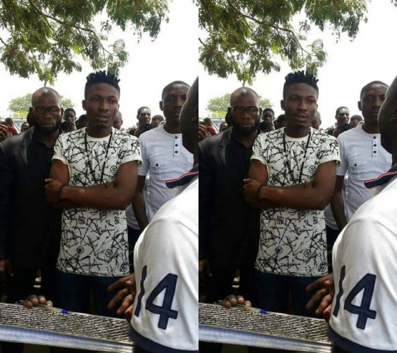 BBNaija winner Efe shares his N25 million in IDP Camp1