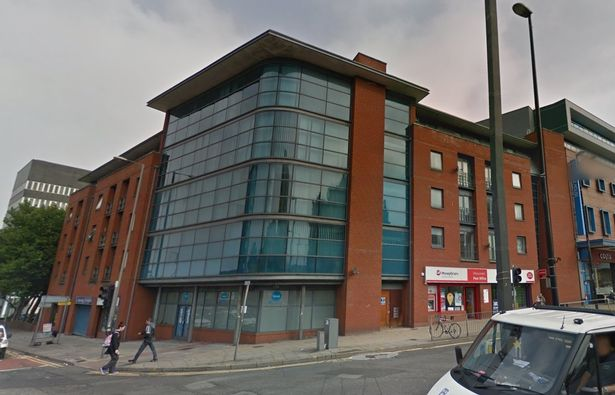 Brook's drop in centre and offices in Liverpool (Image: PA / Google Maps)