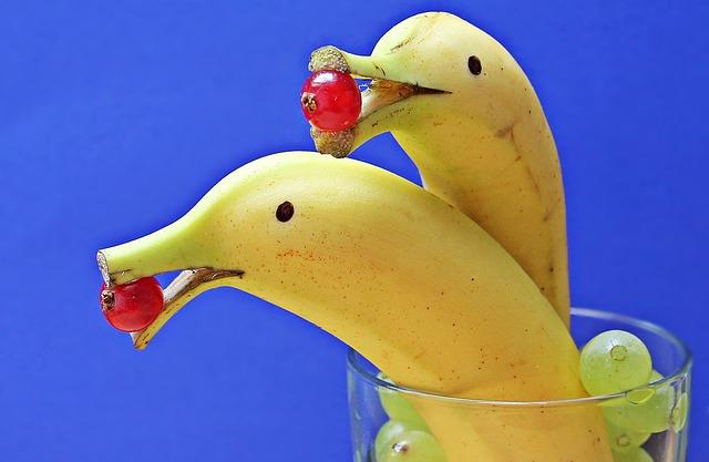 血圧を下げるバナナ