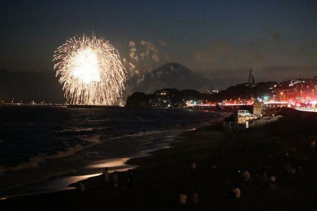 ふじさわ江の島花火大会10月