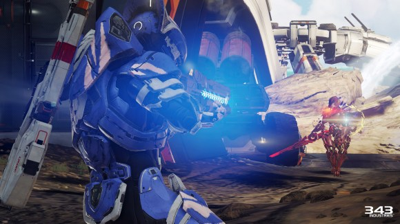 Halo 5 Guardians Warzone Firefight One on One