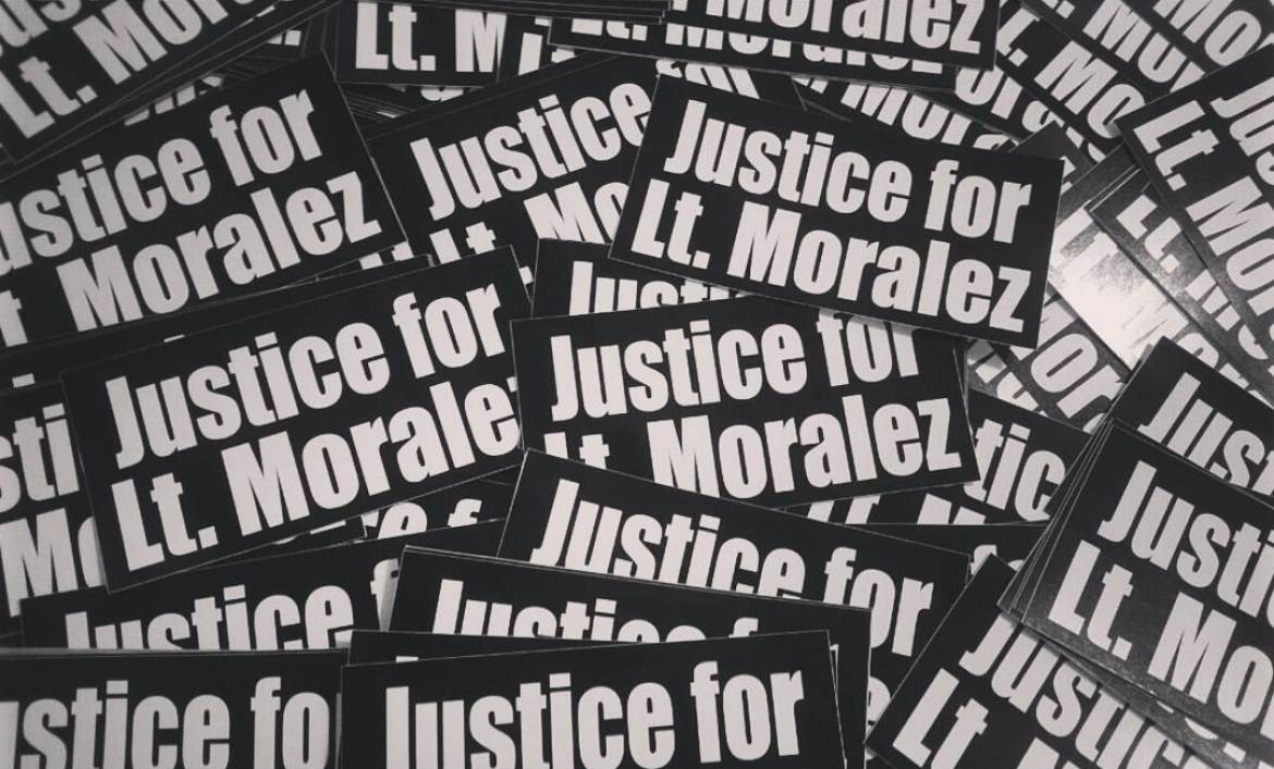 Justice for Lieutenant Jose Moralez of Fresno P.D.