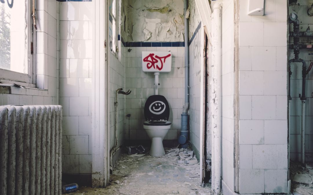 The Most Memorable Thing That's Happened to Me in a Bathroom #OrdinaryStories