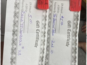Friday's Drawing Winners