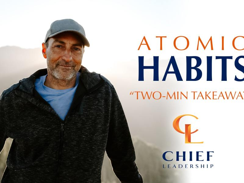 Two-Minute Takeaway by Charles Celano | Atomic Habits