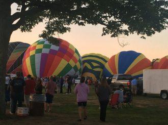 Hot Air Balloon Festival Frugal Family Fun