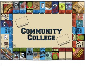 Community college to MBA