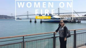Women on fire melissa