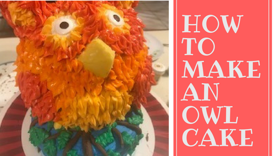 Making an Owl Cake Plus My Awesome Chocolate Cake Recipe Chief