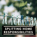 Splitting Home Responsibilities As A Breadwinning Mom