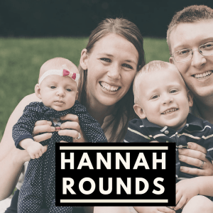 Breadwinning mom interviews hannah rounds
