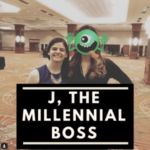 Breadwinning, Six Figure Women - J, the MILLENNIAL boss