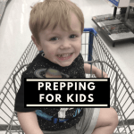 Prepping for kids as a breadwinning mom
