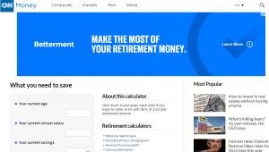 cnn money calculator retirement