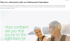 TD Ameritrade Retirement Calculator Review