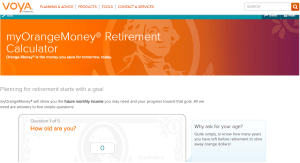 Voya Retirement Calculator Review