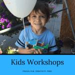 Kids Workshops - Free Weekend Fun