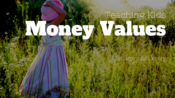 Teaching Kids Money Values