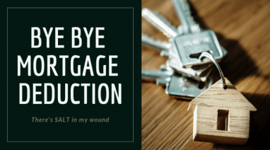 Bye bye mortgage deduction (1)