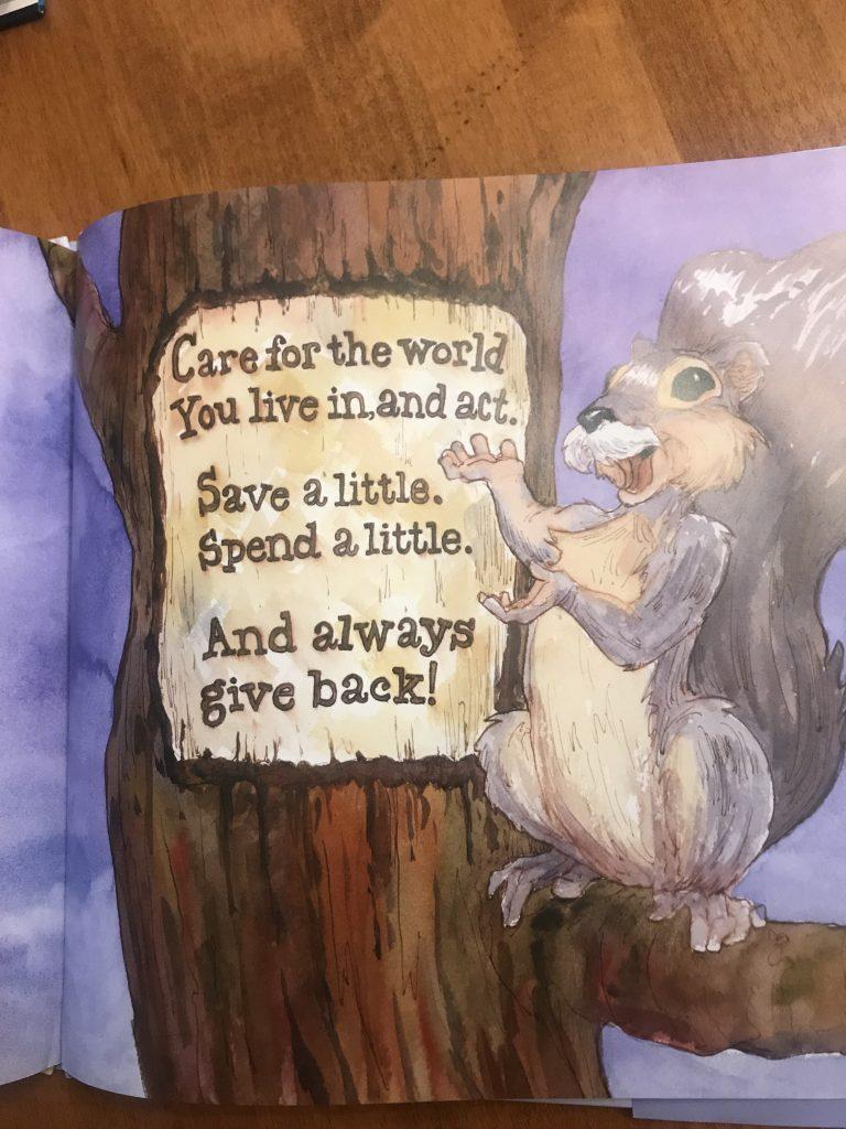 Squirrel Manifesto