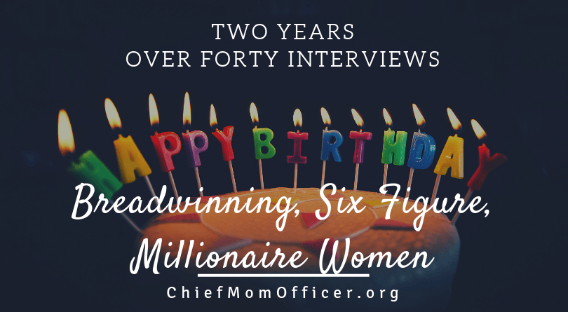 Reflections On Two Years, And Forty Interviews – Breadwinning, Six Figure, Millionaire Women