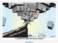 subprime mortgage securitization