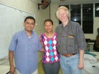 Honduran Acorn organizers and Wade Rathke