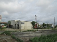 gas station bought by Make it Right Foundation and still sitting abandoned 8 1/2 years later
