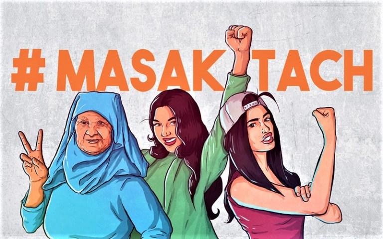 masaktach, feminism, organizers' forum