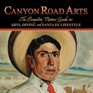 Navajo Chief's Blankets, Canyon Road Arts, Vol. 2