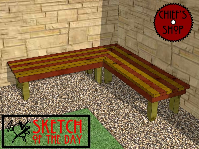 Corner Deck Bench Plans Wooden PDF Carport Plans Qld
