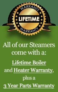 chief streamer warranty