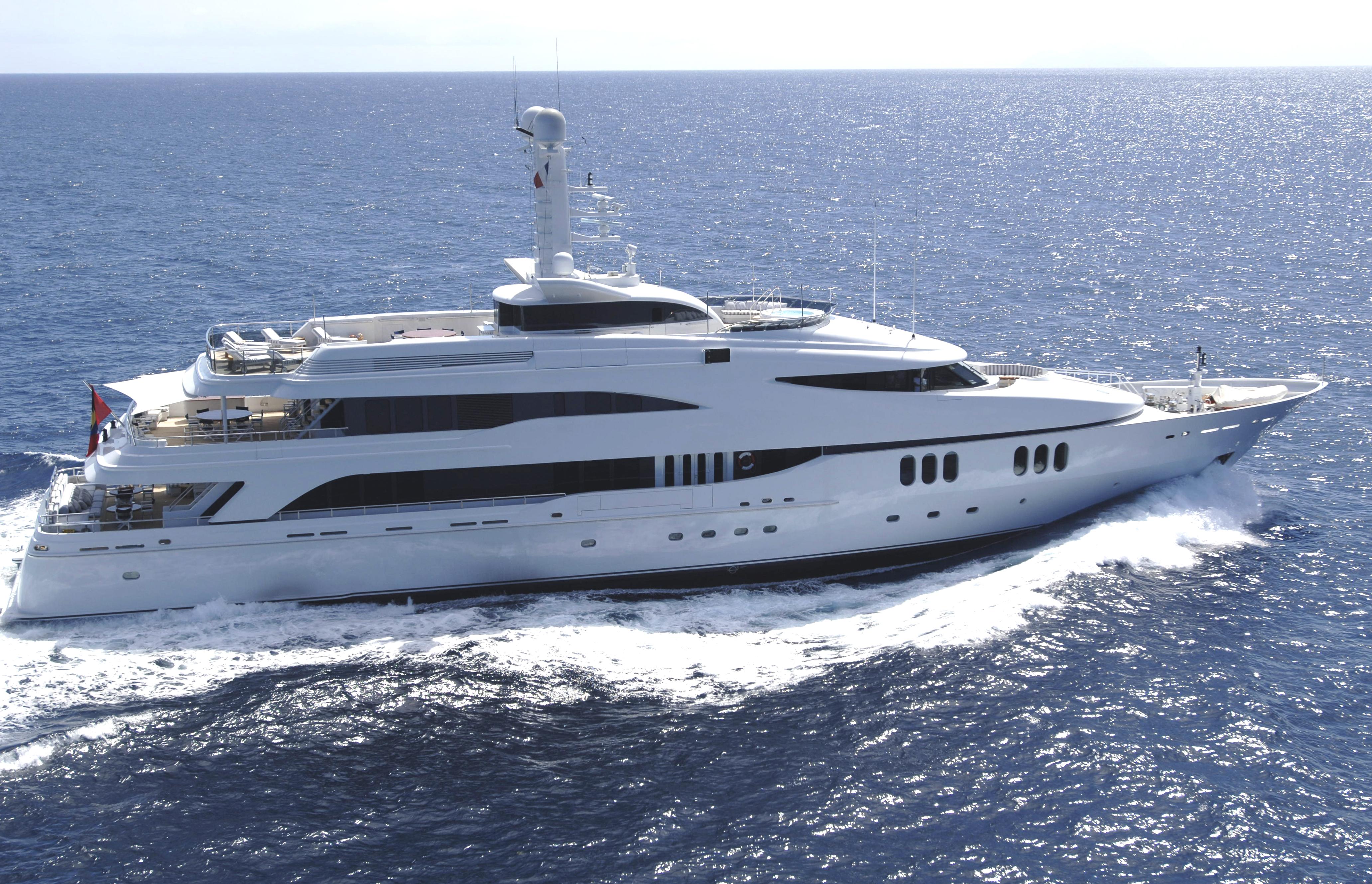 STCW Super yacht